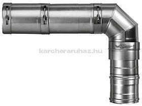 Karcher kipufogógáz-vezeték készlet, vízszintes 150