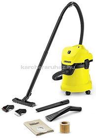 Karcher WD 3 Car száraz-nedves porszívó