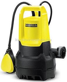 Karcher SP 1 Dirt merülő szivattyú piszkos vízhez