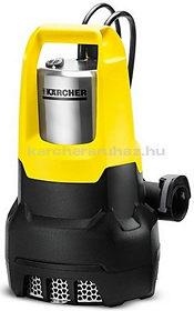 Karcher SP 7 Dirt Inox merülő szivattyú piszkos vízhez