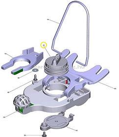 Karcher B beállító gomb