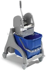 Karcher mobil vödröskocsi mopfacsaró préssel
