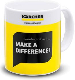 Karcher kávés csésze