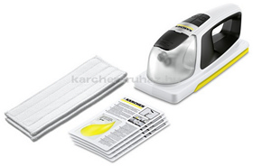 Karcher KV 4 Premium akkumulátoros rezgő ablaktörlő