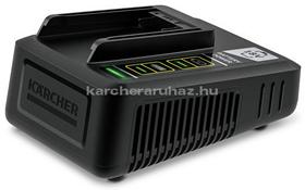 Karcher 18 V gyorstöltő