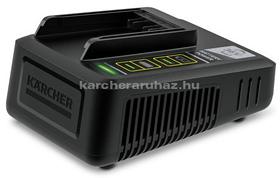 Karcher 36 V gyorstöltő készülék