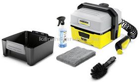 Karcher OC 3 + Bike mobil kültéri tisztító