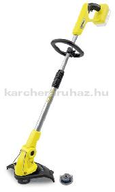 Karcher LTR 18-30 Set akkumulátoros szegélynyíró