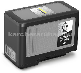 Karcher akkumulátor 36/75